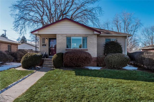 3167 S Corona Street, Englewood, CO 80113 (MLS #7459880) :: 8z Real Estate
