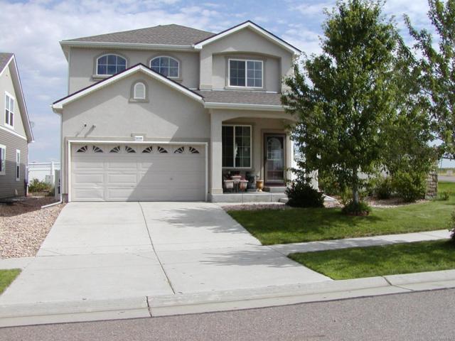 20289 Randolph Place, Denver, CO 80249 (MLS #7460997) :: 8z Real Estate