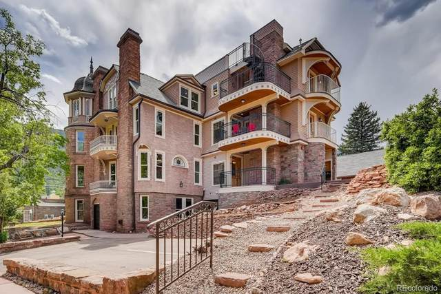 2 Grand Avenue #102, Manitou Springs, CO 80829 (#7461058) :: The Healey Group