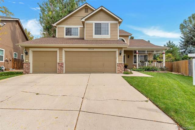 19248 E Hickock Drive, Parker, CO 80134 (#7461332) :: The Gilbert Group