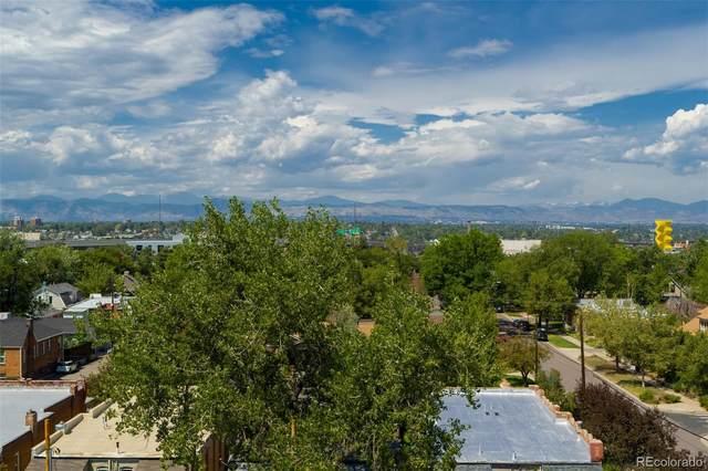 340 E Exposition Avenue #2, Denver, CO 80209 (MLS #7461587) :: 8z Real Estate