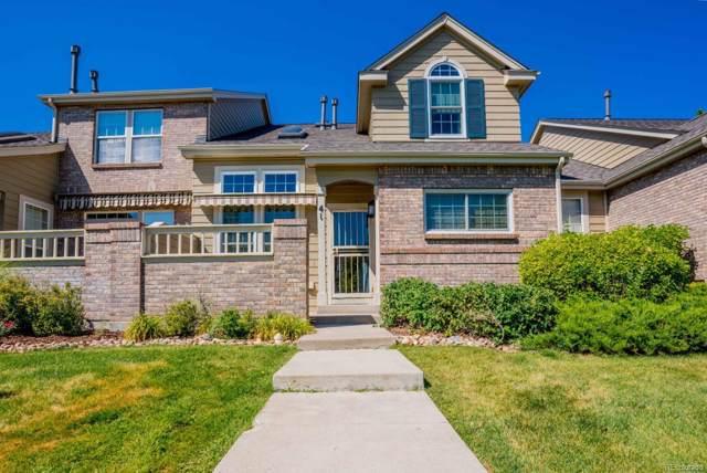 41 Quince Street, Denver, CO 80230 (MLS #7461638) :: Keller Williams Realty