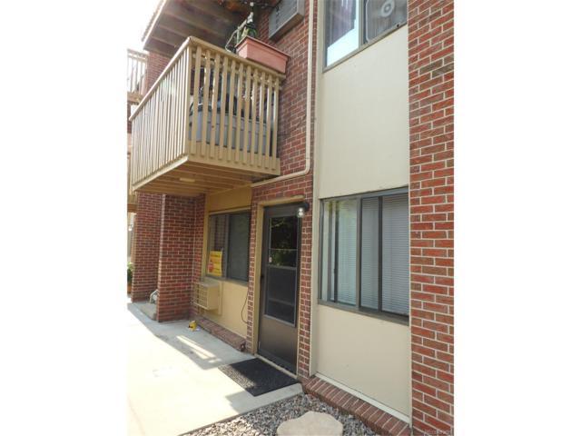 5995 W Hampden Avenue B7, Denver, CO 80227 (MLS #7462436) :: 8z Real Estate