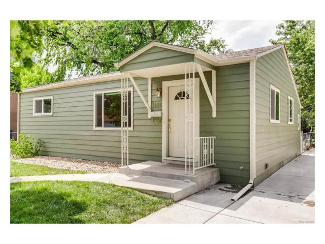 1157 S Julian Street, Denver, CO 80219 (MLS #7462438) :: 8z Real Estate