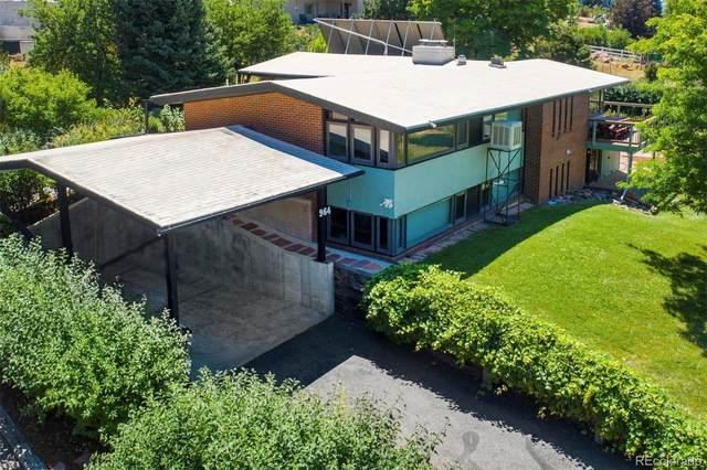 964 Ravenwood Road, Boulder, CO 80303 (MLS #7463429) :: Neuhaus Real Estate, Inc.