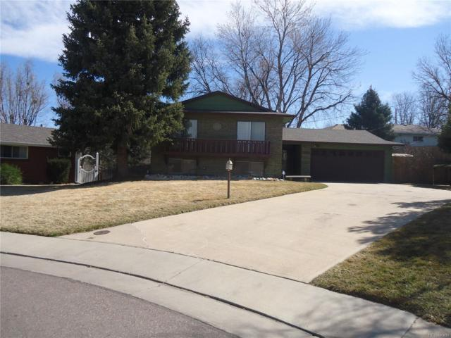 4500 Everett Drive, Wheat Ridge, CO 80033 (MLS #7464512) :: 8z Real Estate