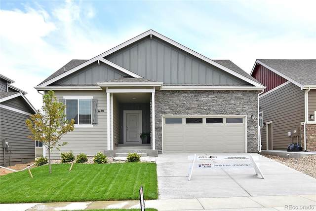 1207 104th Avenue, Greeley, CO 80634 (MLS #7464573) :: 8z Real Estate