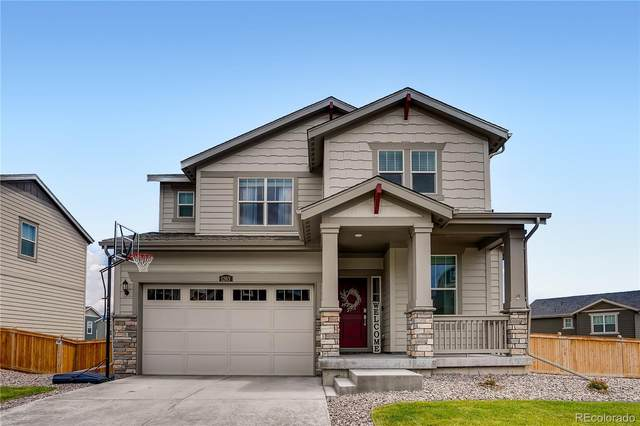 1263 High Point Trail, Elizabeth, CO 80107 (#7464863) :: The Gilbert Group