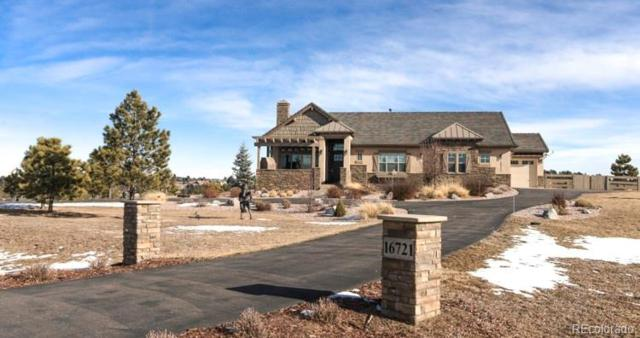 16721 Timber Meadow Drive, Colorado Springs, CO 80908 (#7465059) :: The Tamborra Team