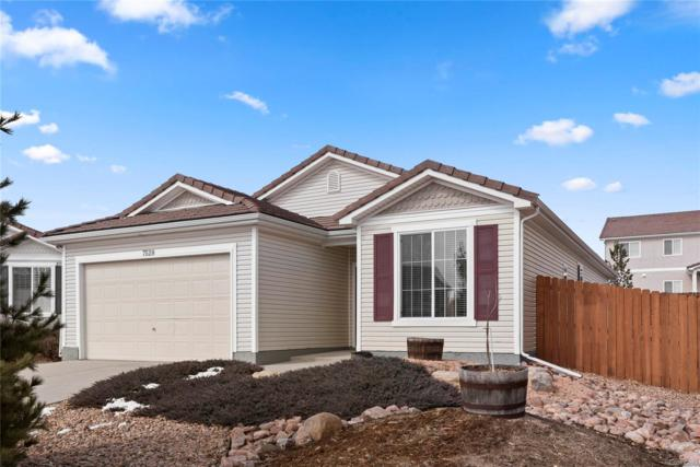 7528 Short Grass Court, Colorado Springs, CO 80915 (MLS #7466106) :: Bliss Realty Group