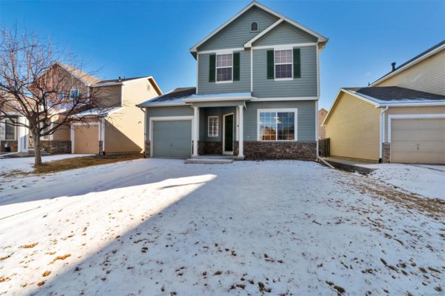 11842 E 116th Drive, Commerce City, CO 80640 (#7466579) :: The DeGrood Team