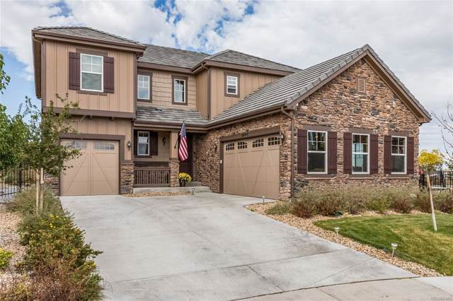 26505 E Links Place, Aurora, CO 80016 (#7466788) :: The Peak Properties Group