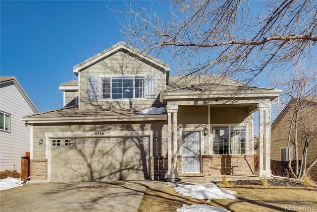 8366 S Reed Street, Littleton, CO 80128 (MLS #7466859) :: 8z Real Estate