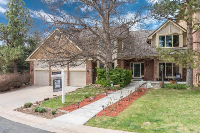 6037 S Bellaire Way, Centennial, CO 80121 (#7467172) :: The Peak Properties Group