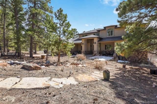 5520 Melanie Circle, Elizabeth, CO 80107 (#7467664) :: Mile High Luxury Real Estate