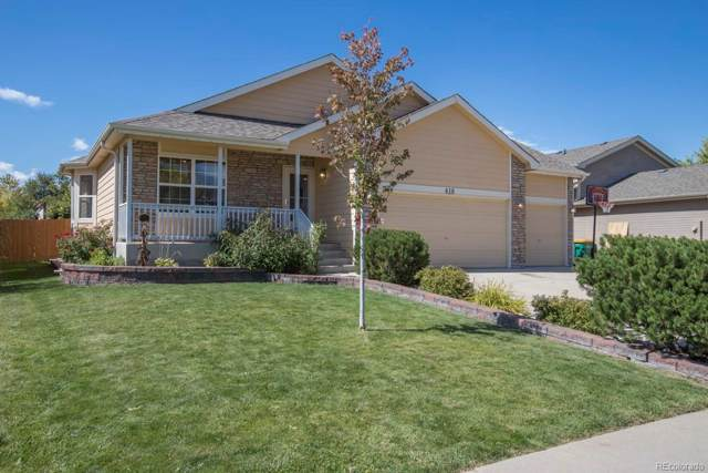 418 Moss Rock Way, Johnstown, CO 80534 (#7468110) :: The Heyl Group at Keller Williams