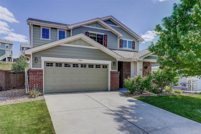 5984 Raleigh Circle, Castle Rock, CO 80104 (#7468457) :: Bring Home Denver