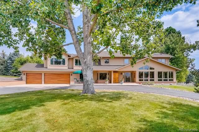 5240 S Beeler Court, Greenwood Village, CO 80111 (MLS #7468543) :: Keller Williams Realty