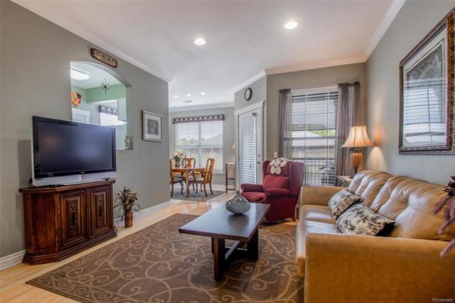 7489 S Quail Circle #813, Littleton, CO 80127 (MLS #7469006) :: 8z Real Estate