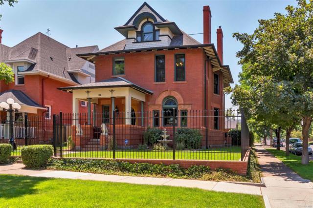 2155 N High Street, Denver, CO 80205 (#7469108) :: Bring Home Denver