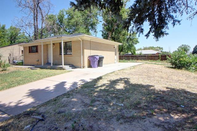 5350 Topeka Court, Denver, CO 80239 (#7469253) :: My Home Team