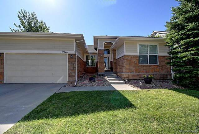 17940 Domingo Drive, Parker, CO 80134 (#7469296) :: The HomeSmiths Team - Keller Williams