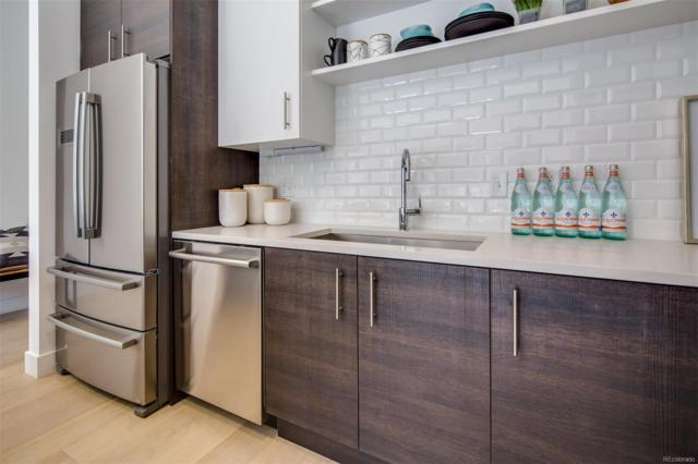 2570 Lawrence Street #205, Denver, CO 80205 (#7469475) :: The Griffith Home Team