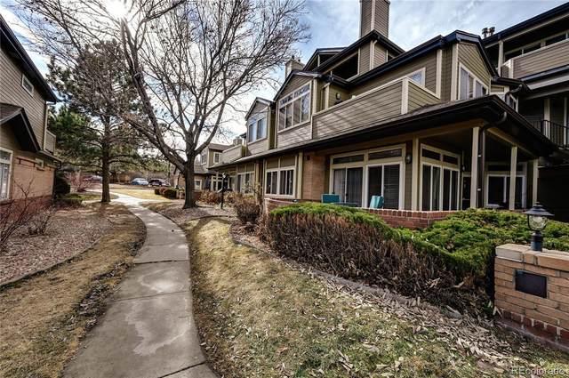 6001 S Yosemite Street G102, Greenwood Village, CO 80111 (MLS #7469546) :: 8z Real Estate