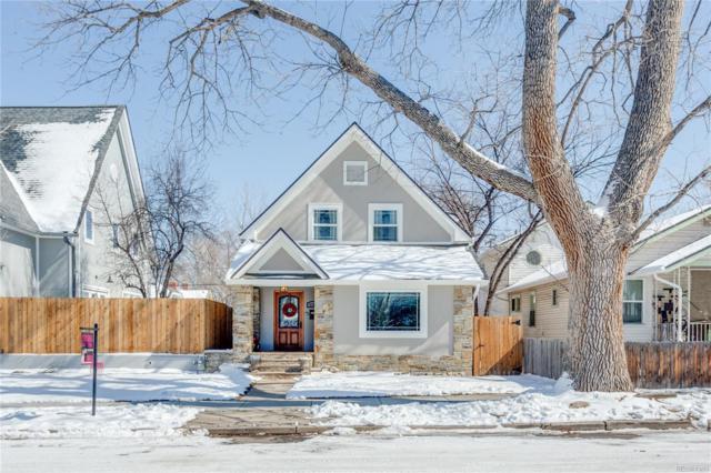 4180 Xavier Street, Denver, CO 80212 (#7469562) :: Wisdom Real Estate