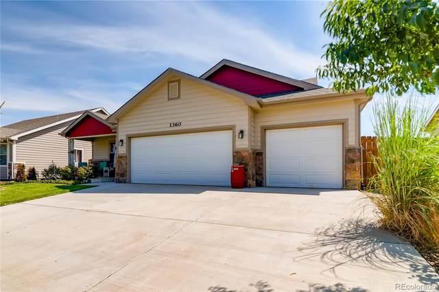 1360 S Dawn Drive, Milliken, CO 80543 (MLS #7469907) :: 8z Real Estate