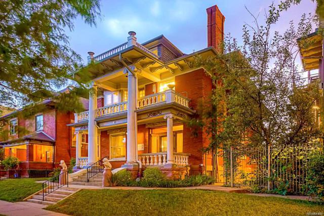1471 N High Street, Denver, CO 80218 (#7469927) :: Colorado Home Finder Realty