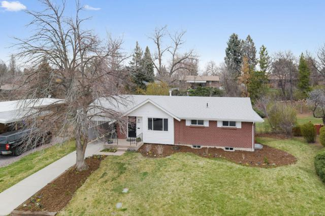 2555 E Maplewood Avenue, Centennial, CO 80121 (#7470350) :: The Heyl Group at Keller Williams