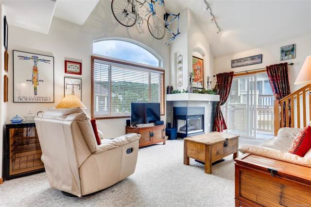 102 Morningstar Circle F, Frisco, CO 80443 (MLS #7470534) :: The Space Agency - Northern Colorado Team