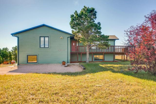 20415 Elk Creek Drive, Colorado Springs, CO 80908 (#7470675) :: HomePopper