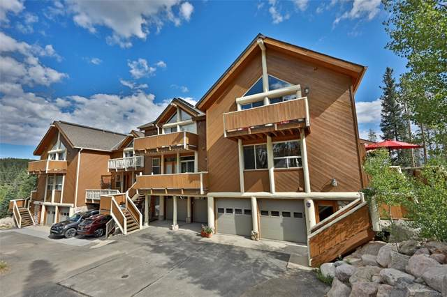 19 E Viking Drive #25, Winter Park, CO 80482 (#7470758) :: The HomeSmiths Team - Keller Williams