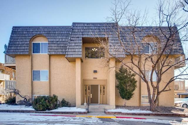 7335 E Quincy Avenue #105, Denver, CO 80237 (#7470821) :: Berkshire Hathaway Elevated Living Real Estate