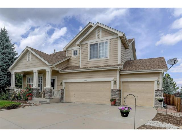 11121 Night Heron Drive, Parker, CO 80134 (#7470876) :: The Dixon Group