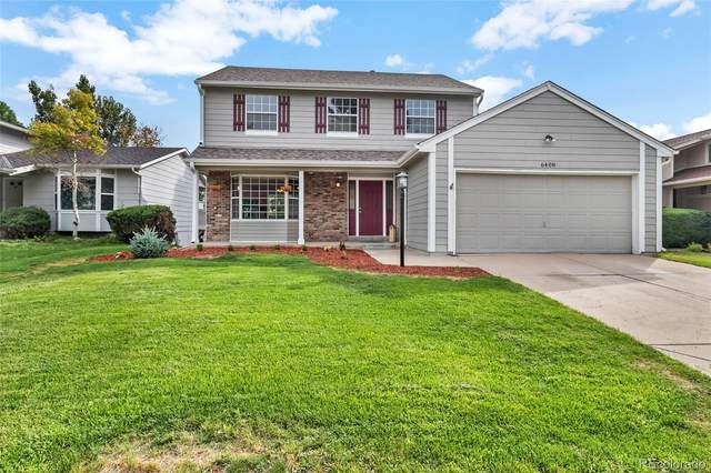 6408 S Florence Way, Englewood, CO 80111 (MLS #7471133) :: 8z Real Estate