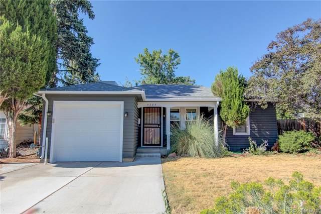 4385 E Florida Avenue, Denver, CO 80222 (MLS #7471514) :: 8z Real Estate