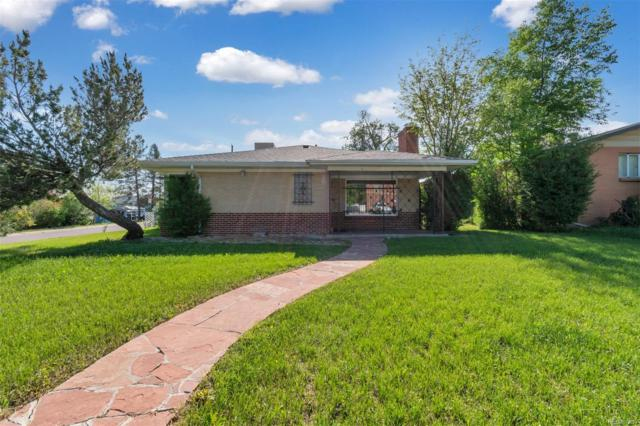 2 S Yates Street, Denver, CO 80219 (#7471687) :: The Pete Cook Home Group