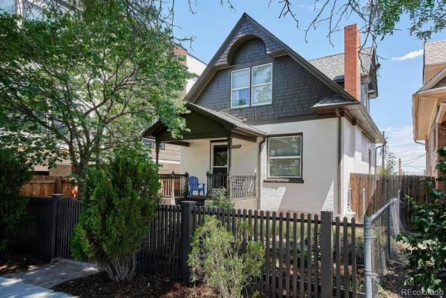 3724 Tejon Street, Denver, CO 80211 (#7471734) :: Real Estate Professionals