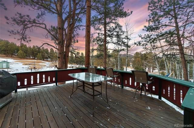 29178 Kinnikinnick Lane, Evergreen, CO 80439 (#7472112) :: The Colorado Foothills Team | Berkshire Hathaway Elevated Living Real Estate