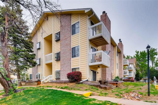 12534 E Cornell Avenue #204, Aurora, CO 80014 (MLS #7472231) :: Kittle Real Estate