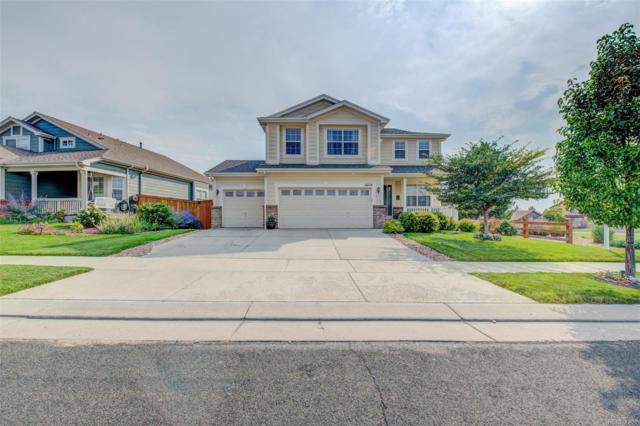 16114 E 105th Avenue, Commerce City, CO 80022 (#7472769) :: The Peak Properties Group