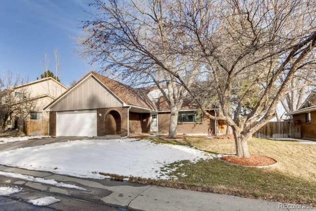 7766 S Pierce Way, Littleton, CO 80128 (#7472825) :: Ben Kinney Real Estate Team