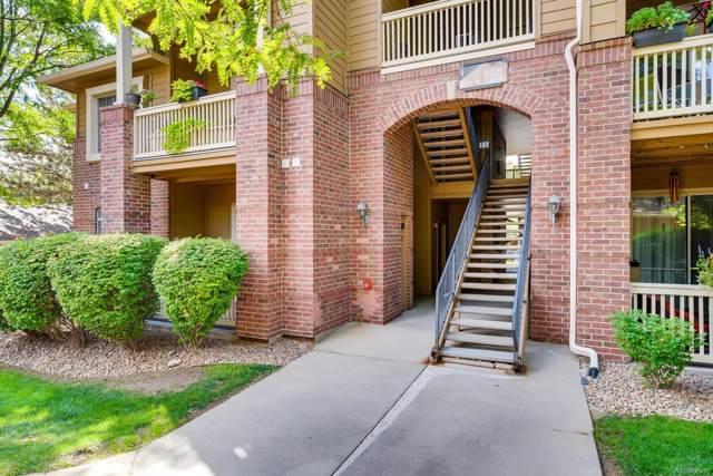 1672 W Canal Circle #411, Littleton, CO 80120 (MLS #7473129) :: 8z Real Estate