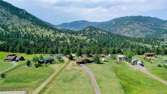 31389 Robinson Hill Road, Golden, CO 80403 (MLS #7473535) :: Clare Day with Keller Williams Advantage Realty LLC