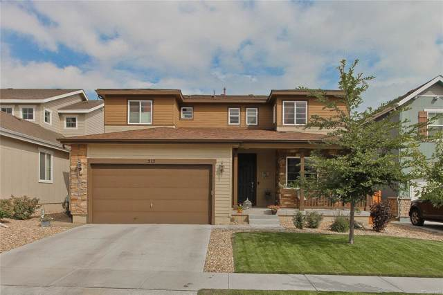 513 W 172nd Place, Broomfield, CO 80023 (#7473772) :: The DeGrood Team