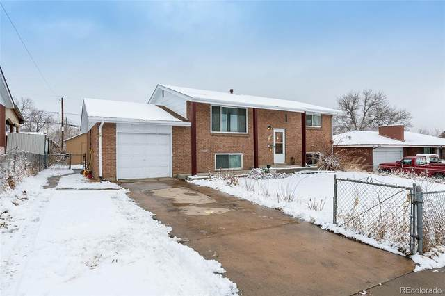 8661 Jolene Drive, Denver, CO 80229 (#7473784) :: Venterra Real Estate LLC