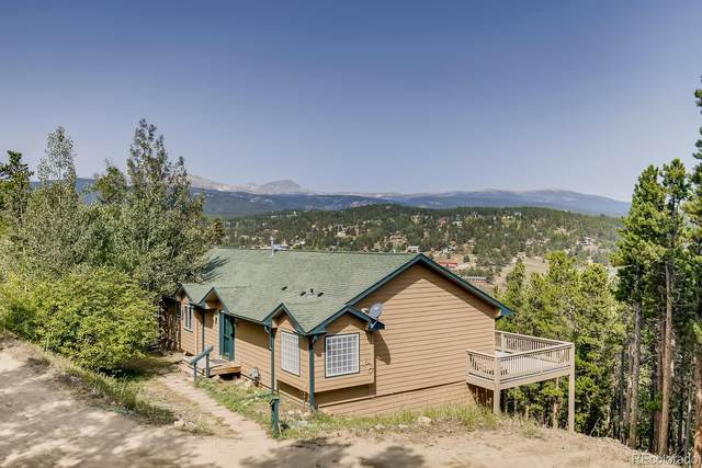 99 Ponderosa Drive, Nederland, CO 80466 (#7473952) :: The Gilbert Group